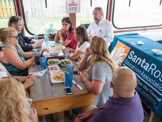Santa Rosa teachers union vote