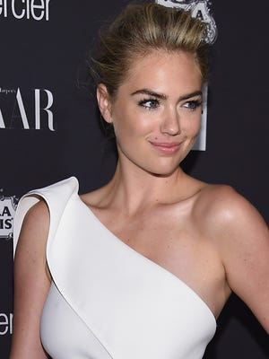 "Kate Upton attends Harper's Bazaar's celebration of ""ICONS By Carine Roitfeld"" presented by Infor, Laura Mercier, and Stella Artois  at The Plaza Hotel on September 9, 2016 in New York City."