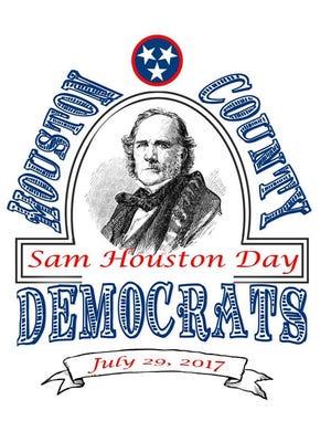 Sam Houston Day logo