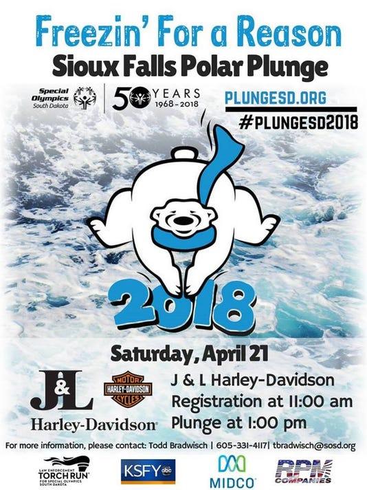 2018 Sioux Falls Polar Plunge