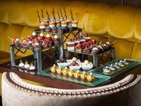 A sneak peek at 'Fantasies' confections, VIP menu