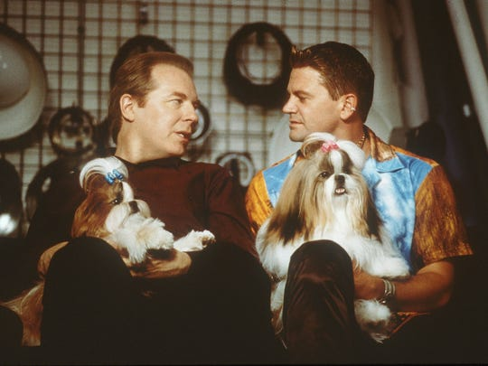 Stefan (Michael McKean, left) and Scott (John Michael