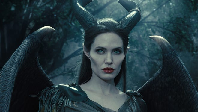 Angelina Jolie's Maleficent sports tough, powerful wings in the upcoming film.