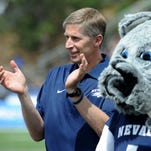 Nevada athletic director Doug Knuth has helped point the Wolf Pack in the right direction.