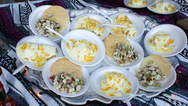 The Taste of Cave Creek offers a variety of foods and deserts.