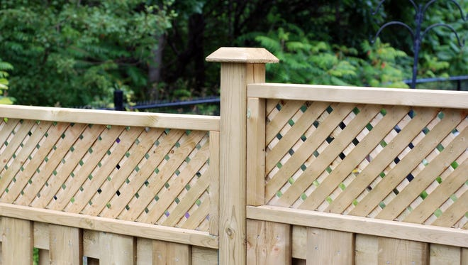 Ask for a detailed explanation of the materials a fence installer is proposing to use, demand a written contract for work performed and then specify contractually what you want and how much it should cost.
