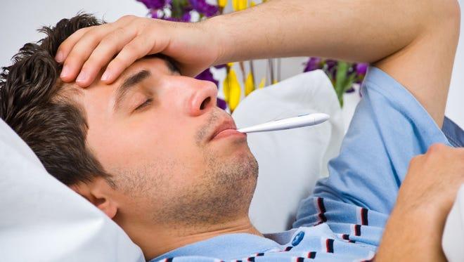 Influenza in the U.S. is approaching peak levels.