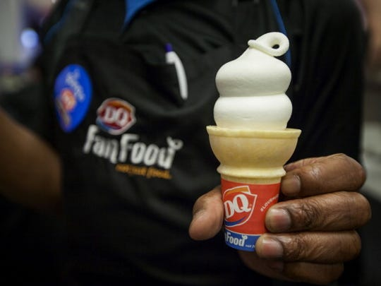 On Thursday, March 19, DQ's fans can celebrate spring's arrival with a free small cone from participating Texas Dairy Queen (TDQ) stores across the state.