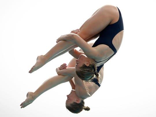 Katrina Young - Swimming & Diving