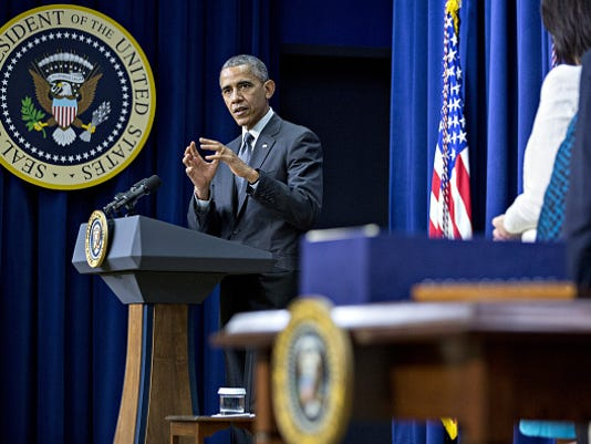 President Obama Delivers Remarks And Signs The Every Student Succeeds Act