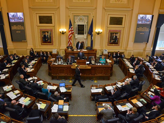 The Virginia House of Delegates will welcome a new 20th House District representatives after the November election.