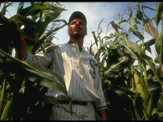 "Film location for the movie ""Field of Dreams"""