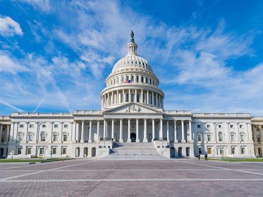 Washington D.C. Exteriors And Landmarks - 2016
