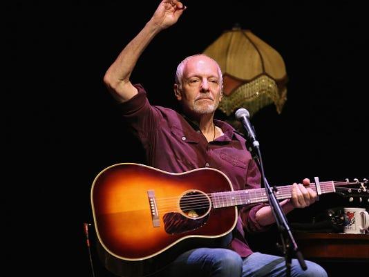 Peter Frampton Raw: An Acoustic Tour