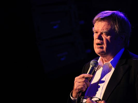 Garrison Keillor With Robin And Linda Williams In Concert - New York, New York
