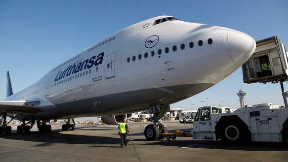 Chicago O Hare Gets Boeing 747 8 Flights On Lufthansa