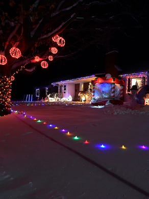 Best Christmas Lights Near Me.Christmas Lights Near Me 2018 Find The Best In Green Bay