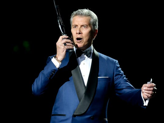 Michael Buffer to announce lineups at Nevada-UNLV game