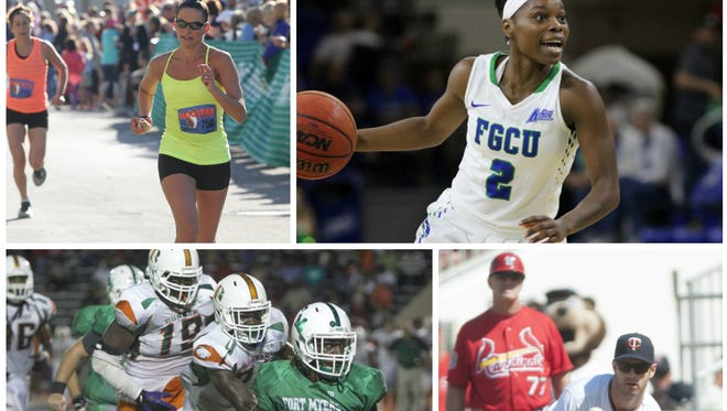 Subscribe to The News-Press' daily sports newsletter to read stories about professional, college, high school, amateur and youth sports.