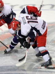Elmira Jackals captain Matt Tassone has been suspended for the first two games of the ECHL season.