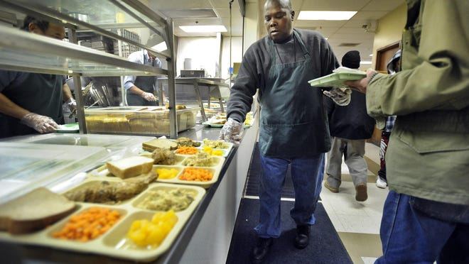 The kitchen at Wheeler's Shelter for Men will be closed for three months, so the shelter will be preparing sack lunches.