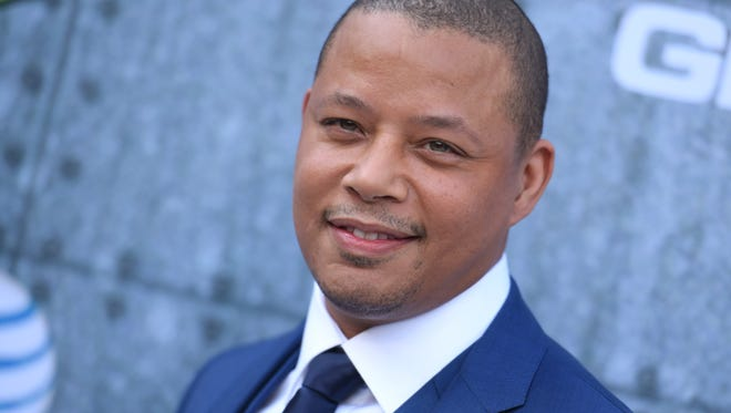 Terrence Howard attends the 2015 Spike TV's Guys Choice Awards at Sony Studios in Culver City, Calif.