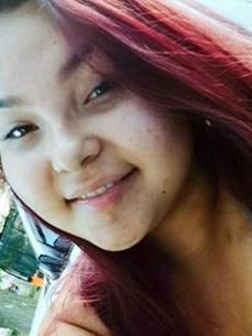 Danika Diaz, 17, went missing from Omaha on Dec. 5. She is with a man who may travel to Sioux Falls.