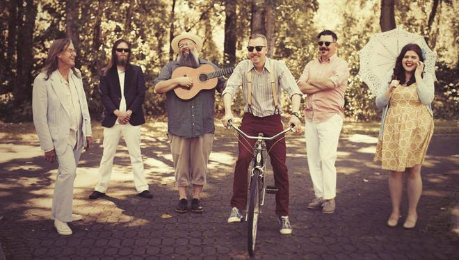 Vancouver, Wash. Americana, alt-country and western swing band  The Pearls will play an all-ages welcome show 6 p.m. Sunday at The Space Concert Club.