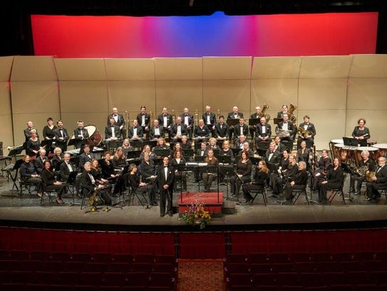 University of Wisconsin-Manitowoc Lakeshore Wind Ensemble