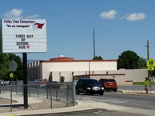 Classes began Monday for most students in the Las Cruces