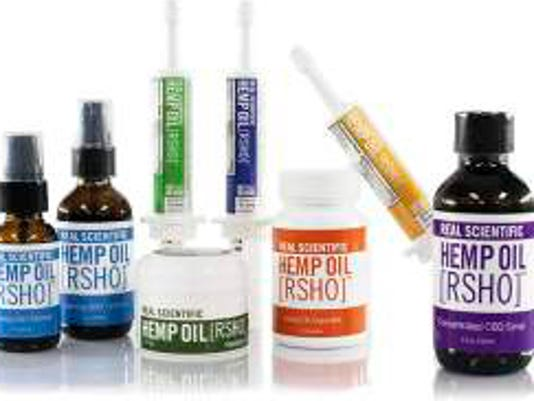 Photo Release -- Medical Marijuana, Inc.'s Real Scientific Hemp Oil [RSHO] Signs Landmark First Pharmaceutical Sales and Distribution Agreement as Part of Its Global Expansion