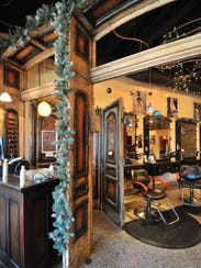 Wausau's Terradea Salon and Spa, shown here, features