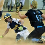 G-A softball falls to Daniel Boone District 3 playoffs