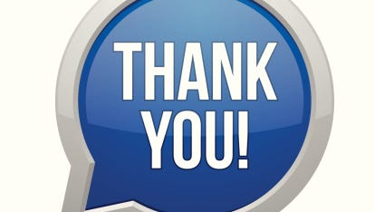 Nekoosa Youth Baseball and Softball Association expresses thanks to event supporters.