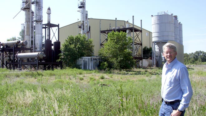 New Mexico scientist and inventor Bob Hockaday recently purchased a defunct ethanol plant with strategic plans to outfit it as a biorefinery, a business that would create not just jobs, but an ecosystem within the community that is a hub for rural ranchers.