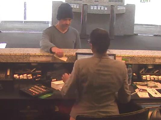 Cinnaminson NJ bank robbery