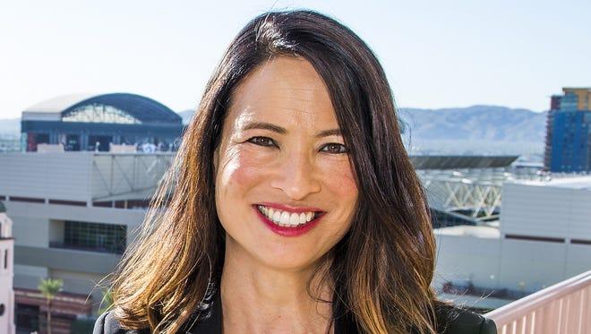 Mi-Ai Parrish, president and publisher of The Arizona Republic and azcentral.com.