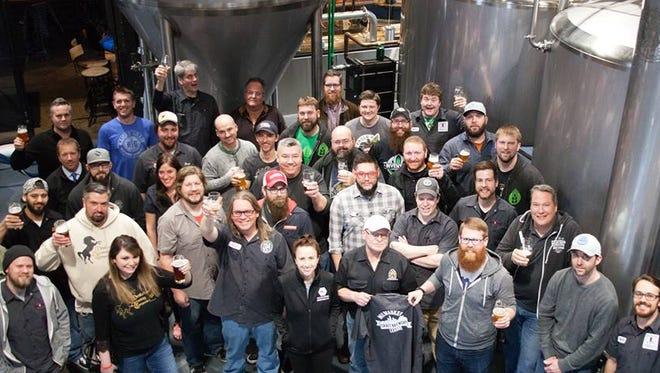 Drink Brew City Week, a weeklong celebration of the Milwaukee Craft Brewery League, kicks off July 26.