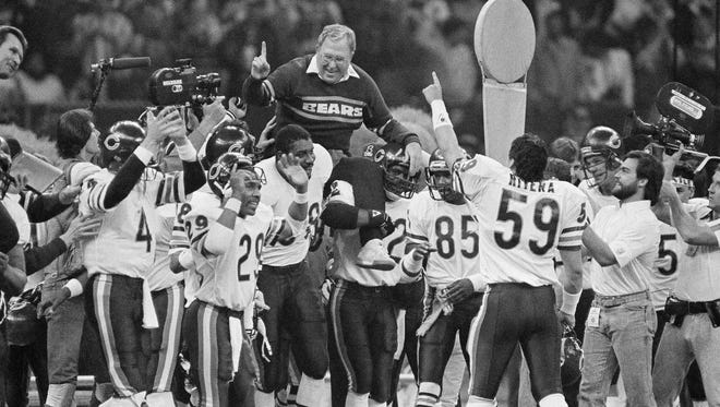 Buddy Ryan was defensive coordinator for the vaunted Chicago Bears defense that won a Super Bowl.