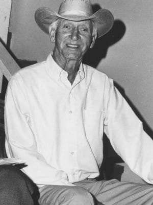 Charles William Herbst was a Kimble County pioneer rancher.