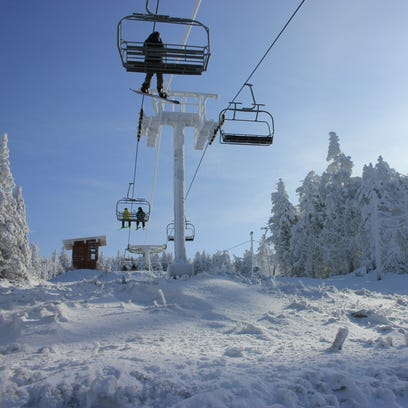 Bolton Valley Ski Resort on Dec. 30.