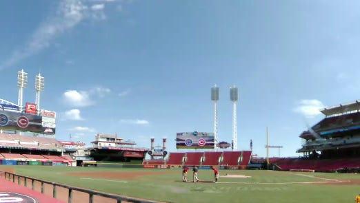 Great American Ball Park.