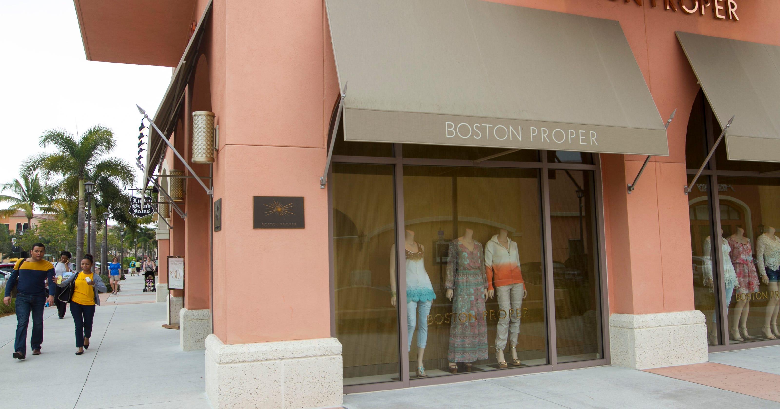 6cbbff8db2637 Chico s to close Boston Proper stores