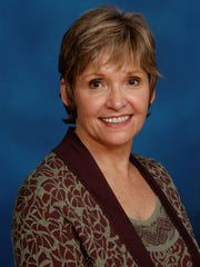 Ann Johnson of Pittsford, turns 60 (or 15) on Monday.