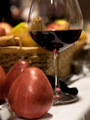 The Wine, Pear and Cheese Jubilee takes place March 11 and 12 at Willamette Valley Vineyards.