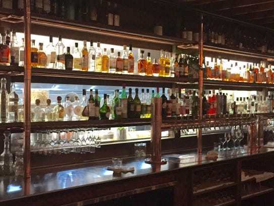 ME_Back Bar Night