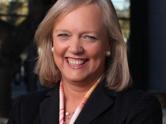 HPE CEO Meg Whitman