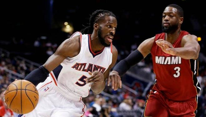 Can Birmingham native DeMarre Carroll and the Atlanta Hawks use team ball to reach the NBA Finals?