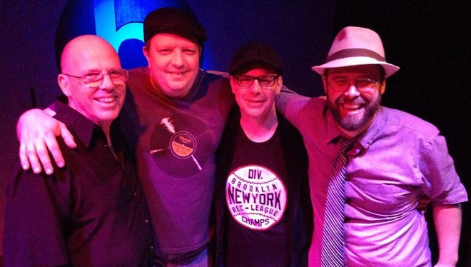 Mike Davis and his band, the Laughing Buddha Episodes