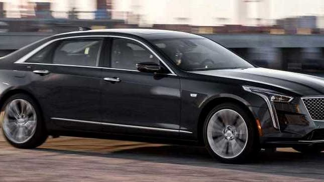 2020 Cadillac CT6 Blackwing Twin Turbo V8